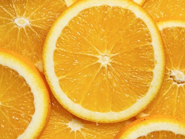 receita simples de bolo de laranja