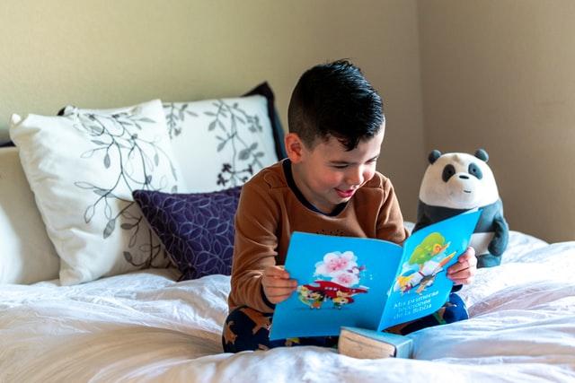 leia para seu filho